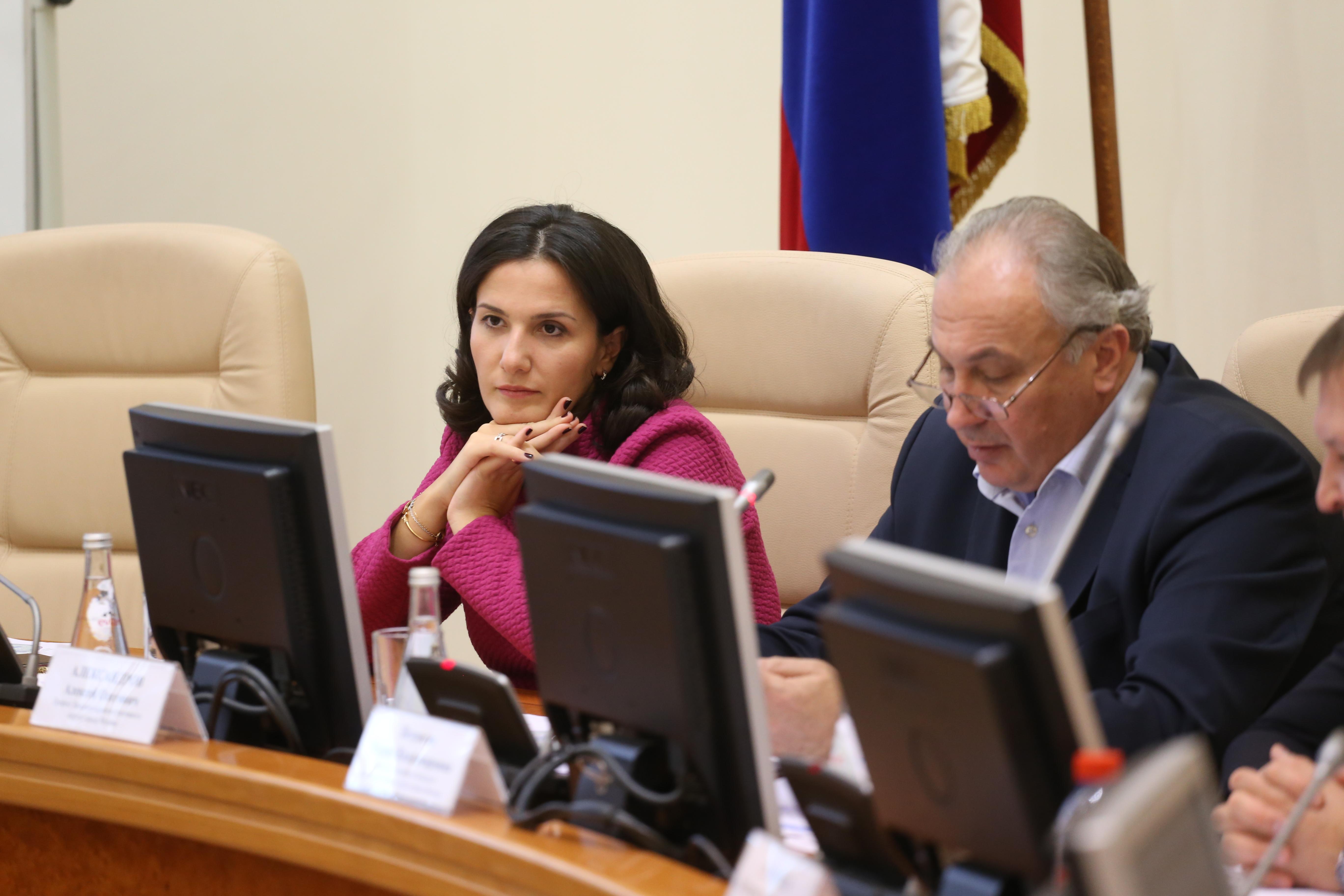 В префектуре ЗАО прошло заседание штаба по реализации программы «Мой район»