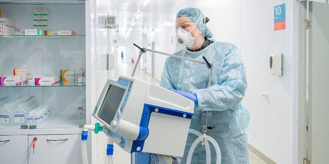 В Москве число новых случаев коронавируса остается на низком уровне