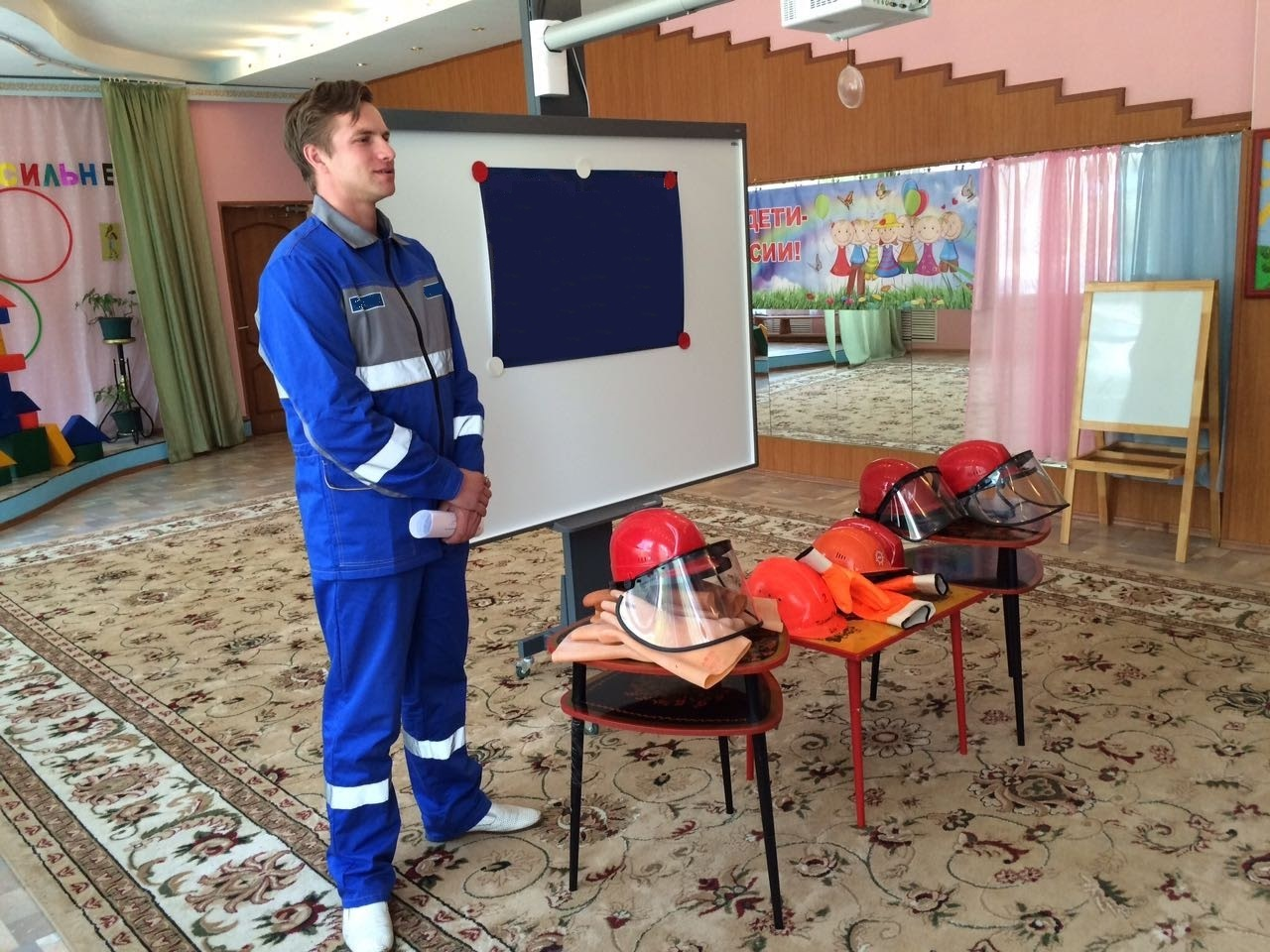 Для школьников Москвы планируют снять мультфильм о бережном обращении с электричеством